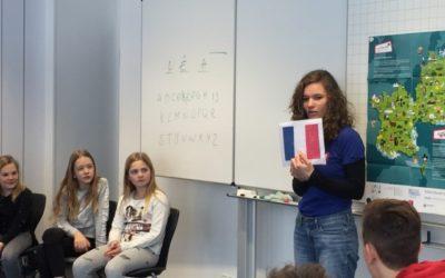 Das FranceMobil zu Gast in Dingolfing