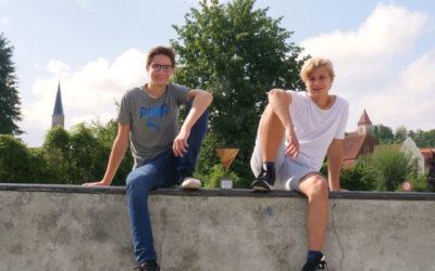 """Riesenerfolg für die beiden Nachwuchsfilmer Seraphin Flassig und Tobias Wagner mit dem Kurzfilm """"Life Sax"""""""