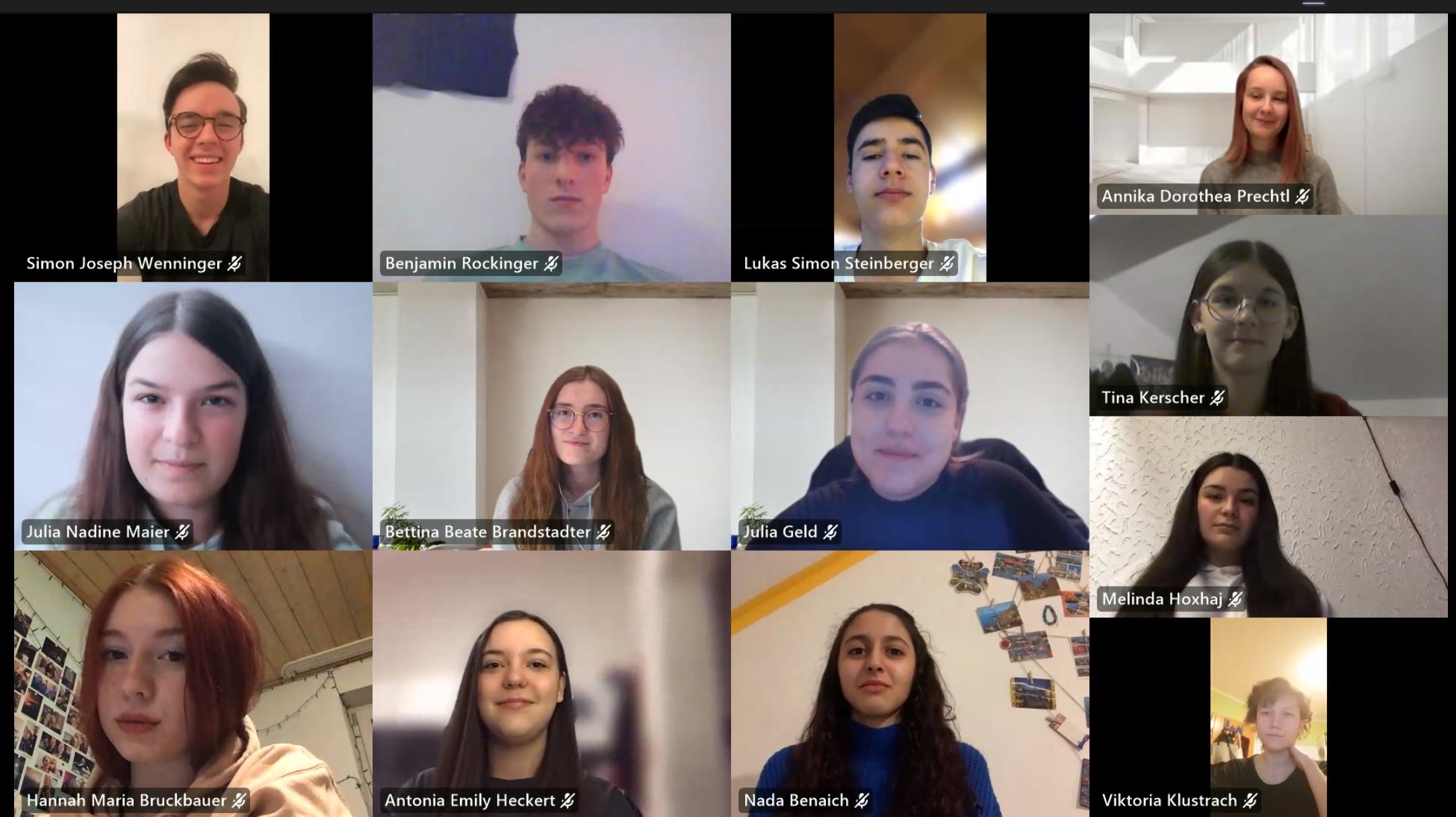 Félicitations! Quel succès! – Toller Erfolg für unseren Oberstufenkurs Französisch