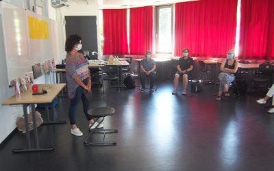 SchiLF zur Körpersprache im schulischen Umfeld