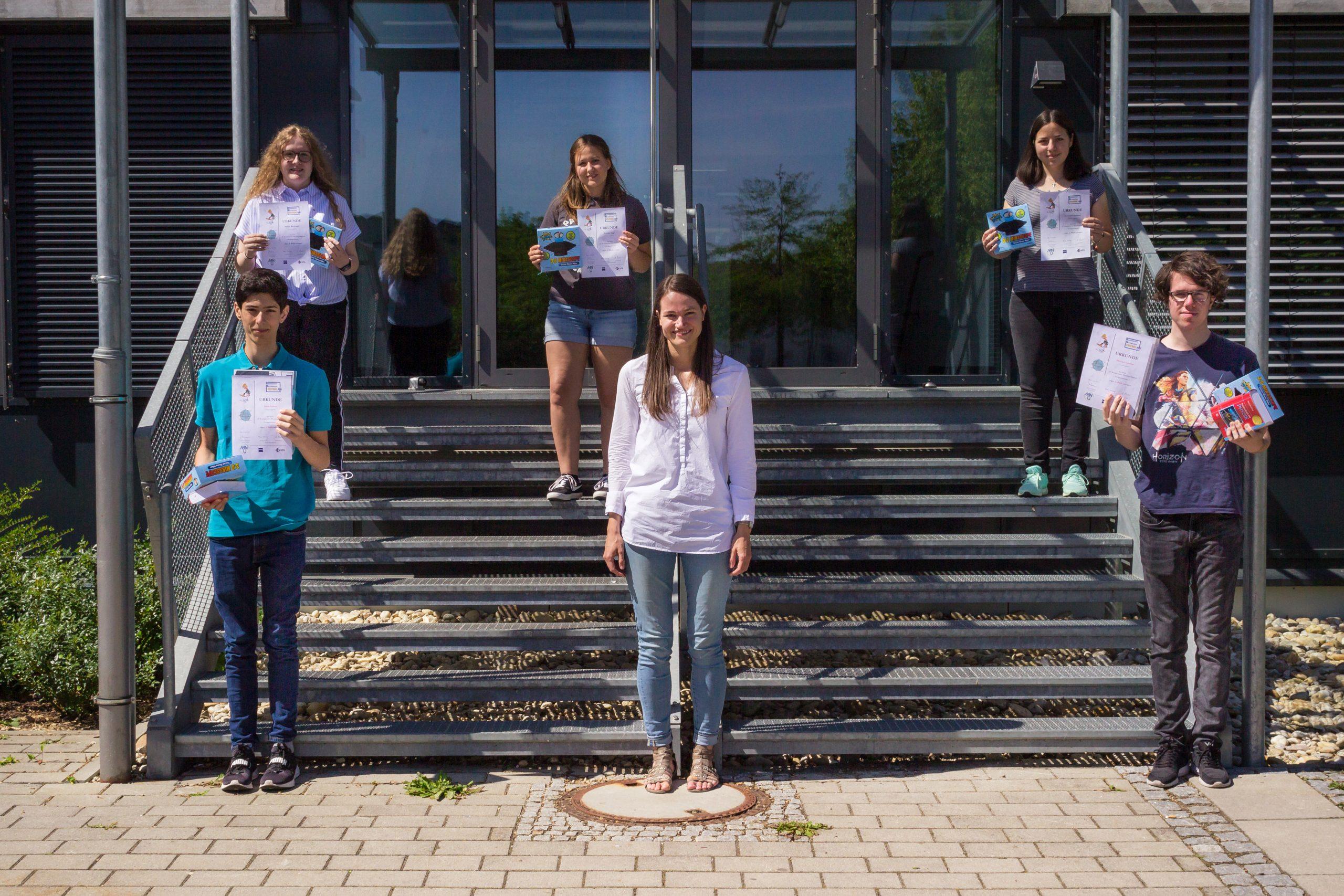 Bundeswettbewerb Physik
